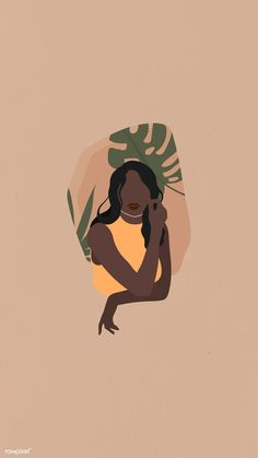 Discover recipes, home ideas, style inspiration and other ideas to try. Art And Illustration, Portrait Illustration, People Illustration, Illustrations, Black Girl Art, Black Women Art, Art Girl, Dibujos Pin Up, Arte Indie