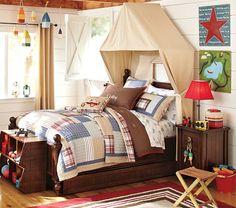 Safari Tent Canopy | Pottery Barn Kids
