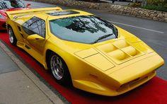 1989 Vector W8 Twin Turbo