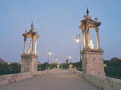 Puente del Mar. Valencia. Spain