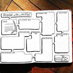 Bullet Journal Diy, Bullet Journal Weekly Layout, Bullet Journal Junkies, Bullet Journal Notebook, Bullet Journal Spread, Bujo Inspiration, Bullet Journal Inspiration, Journal Prompts, Journal Cards