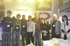 Longman stage light, par light, moving head light, wall washer, outdoor light at 2015 Frankfurt exhibition. cusomers visiting our booth.