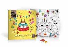 Mon Petit Art Coloring Book