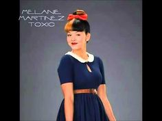 """Melanie Martinez (""""The Voice"""")- sings   """"Toxic"""" as her audition (Full Studio Version)."""