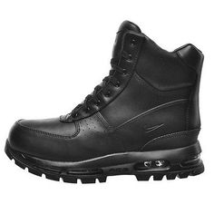 Cheap NIKE MANOA BOOT Black  Q952