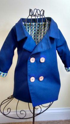 Quinn's pea coat
