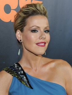 Kathleen Robertson at event of Boss
