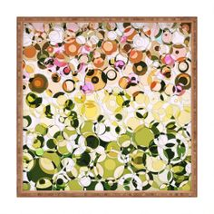 Lisa Argyropoulos Aria 1 Square Tray | DENY Designs Home Accessories