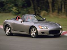 2000 Honda S2000. First year of production. Awesome