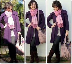 blog vitrine @ugust@ LOOKS | por leila diniz: look RR (roxo e rosa) + maritacas + dia do amigo + DEUS.