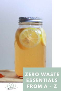 Here are some zero waste key phrases and essentials for you to ponder.