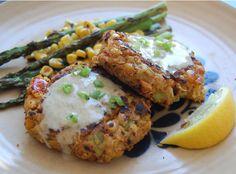 Medallones de garbanzos con especias | #Receta de cocina | #Vegana - Vegetariana ecoagricultor.com