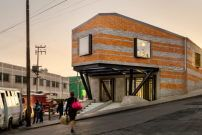 Marktpassage in Mexiko-Stadt von ARQMOV / Im Zeichen des Dreiecks - Architektur und Architekten - News / Meldungen / Nachrichten - BauNetz.de