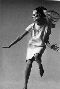 """""""Fashion is what you're offered four times a year by designers. And style is what you choose."""" Lauren Hutton (by Irving Penn 1966)"""