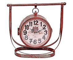 Relógio de mesa noble castle