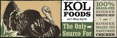 WIN!! $250 worth of Kol Foods Kosher Grass Fed Beef and Pastured Poultry