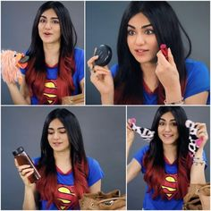 EXCLUSIVE: Adah Sharma takes us through what's in her bag; exercise bands, watermelon seeds & what not