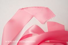 Image detail for -Fold the ribbon downward again to make another triangle next to the ...