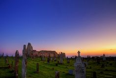 Kilwirra Church in Co Louth, (Cill Mhuire, or Mary's Church. It is believed this church may have belonged to the Knights Templars. Photo by Dee Mull