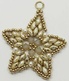 Deb Roberti's FREE Starlight Ornament Pattern