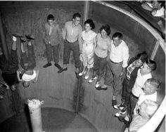 Rotor Ride, Coney Island, 1950s
