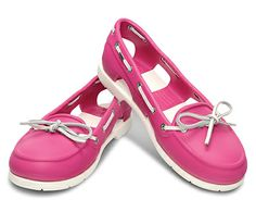 aabf23d92 Crocs Beach Line Boat Shoe Crocs Shoes