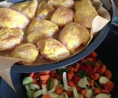 Hähnchenbrustfilet m. Reis & Gemüse Chicken breast fillet m. Rice & vegetables, a recipe of the category main courses with meat. More Thermomix ® recipes on www. Vegetarian Crockpot Recipes, Beef Recipes, Chicken Recipes, Healthy Recipes, Recipe Chicken, Healthy Meals, Easy Recipes, Chicken Breast Fillet, Shrimp Recipes