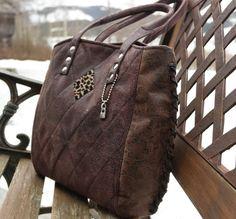 Brown, Bags, Fashion, Handbags, Moda, Fashion Styles, Brown Colors, Fashion Illustrations, Bag