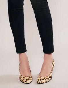 Pony leopard heels [Fri8566] - $142 ($100-200) - Svpply