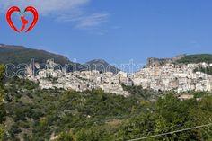 Antico borgo di origine araba dei monti della Dorsale del Pellegrino