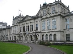 Part of Cardiff University
