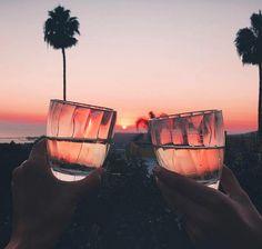 life's better through rosé colored glasses #Regram via @toneitup