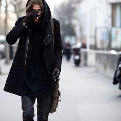 #Le21eme x #AdamKatzSinding •  www.Le21eme.com •  @HaavardKleppe #HaavardKleppe #Paris #FW15 #FashionWeek #PFW #France #Street #Style #StreetStyle #Fashion #Mode #Moda #NoFilter #Model #Models #ModelsOffDuty #MaleModel #MaleModels #Men #Menswear