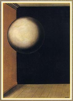 Secret Life IV via Rene Magritte Medium: oil, canvas Rene Magritte, Artist Magritte, Max Ernst, Magritte Paintings, Oil Canvas, Spanish Painters, Arte Popular, Conceptual Art, Surreal Art