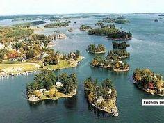 private island thousand islands