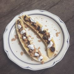 ... about Desserts on Pinterest | Paleo brownies, Bananas and Nutella