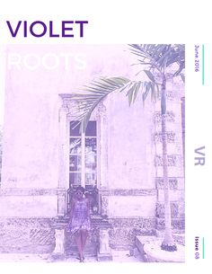 "Violet Roots Issue 08 || June 2016 - Violet Roots Issue 08 is a ""Letter from the Editor"" series! Each month get a sneak peak at what's to come & gain access to exclusive subscriber content!"