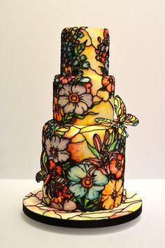 vinism sugar art: Fleur - Beyond stunning