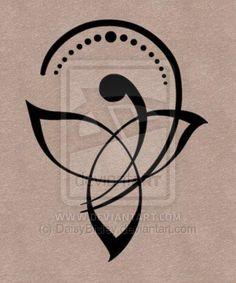 ... Tattoos on Celtic Symbol Motherhood