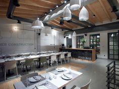 PROSOPA, Restaurant in Athens Greece,by 'Alexandros Tsikordanos' 360id studio