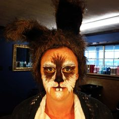 March hare makeup