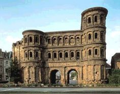 Trier- our vist last weekend