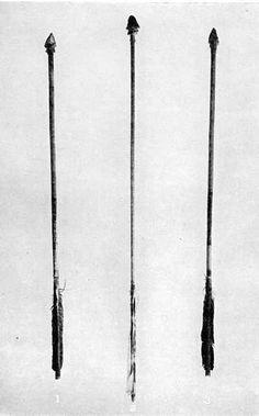 old arrows
