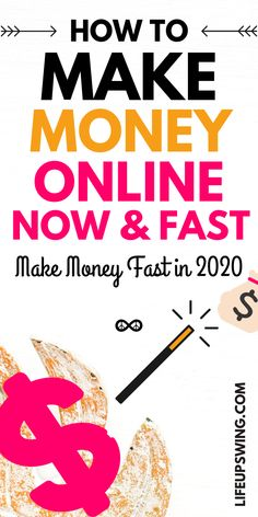 Are you looking for ways you can definitely make money online? This list includes ways that can earn you some extra cash, increase your income and even lead to a full time job. Making money online has never been easier, as long as you know how. Read more to find out how to make you first $100 online now.