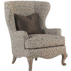 Lexington La Tourelle Chapelle Wing Chair LX-1547-11
