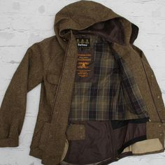 CNCPTS / Barbour by To Ki To Limited Edition Shackelton Jacket (Bracken) motherfucking BARBOUR.