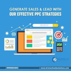 Attract visitors who are looking for what you offer. At Briotech Websolutions ., we offer effective PPC Campaign to Drive Targeted Traffic to your Business Website. For more details, Enquire Now! Online Marketing Services, Seo Services, Business Website, Online Business, Social Media Company, Seo Strategy, Google Ads, Web Design Company, Best Web