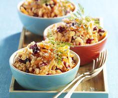 Ensaladas de legumbres: nutritivas y refrescantes