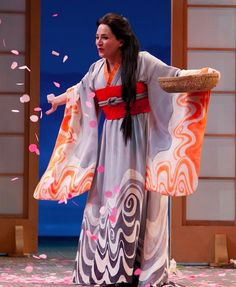 Patricia Racette as MADAMA BUTTERFLY, Seattle Opera