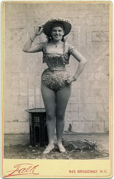 Josie Gregory, Burlesque, Exotic Dancers from the 19th Century #exotic #dancers
